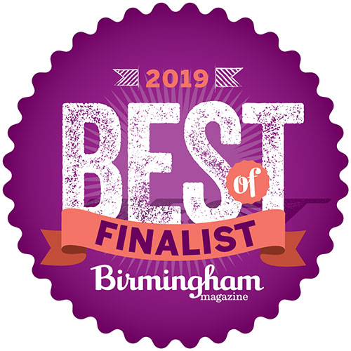 Best of Birmingham Finalist