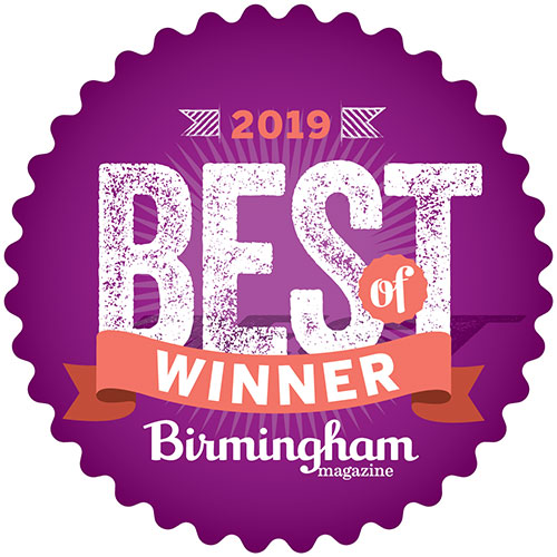 Best of Birmingham Winner