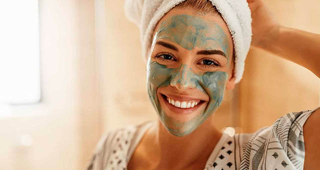 Skin care at home